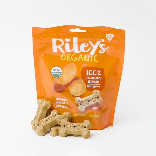 Project Paws® Organic Sweet Potato Treats by Riley's (5 oz)