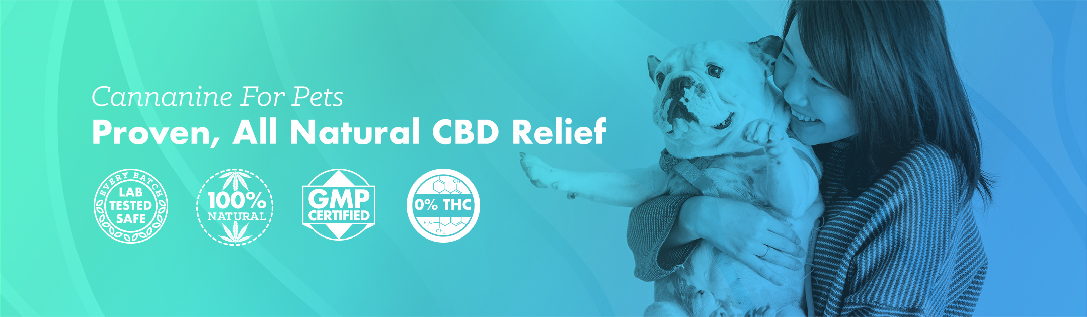 Cannanine for Pets - Proven, All Natural CBD Relief