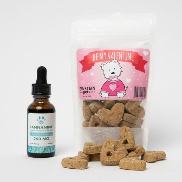 LIMITED TIME: Be My Valentine Treats & CBD Gift Set (Choose Strength) – Up To 48% Savings!
