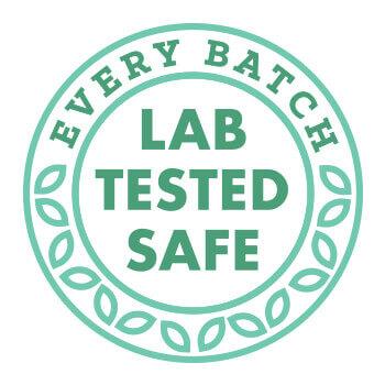 Lab tested safe