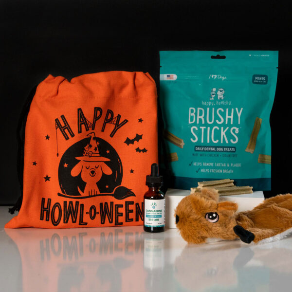 Happy Howl-O-Ween CBD Pack (250 mg, 500 mg, 1000 mg) –  🎃 🐶 Up to 51% Off!
